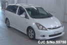 2003 Toyota / Wish Stock No. 55750