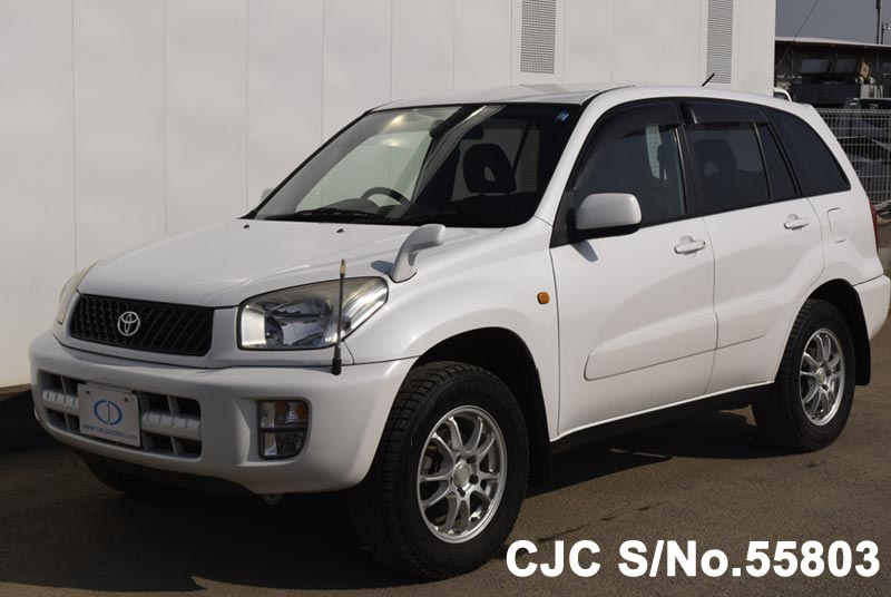 2001 Toyota / Rav4 Stock No. 55803