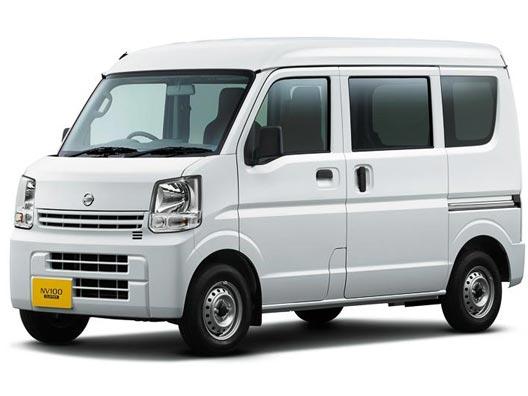 brand new nissan clipper van for sale japanese cars exporter. Black Bedroom Furniture Sets. Home Design Ideas