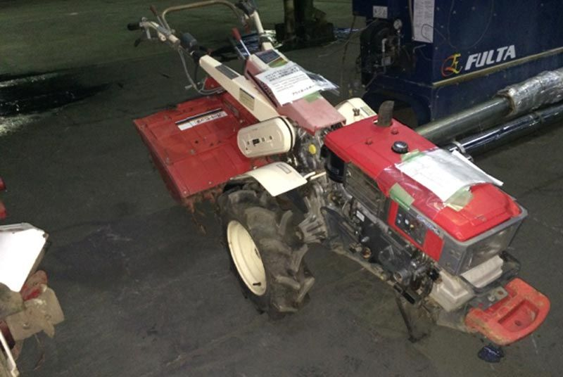 Used Yanmar Hand Tractor Tractors for sale | CJC- 55818 ...