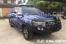 2016 Toyota / Hilux Revo Stock No. 55819