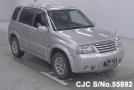 2004 Suzuki / Escudo Grand Vitara Stock No. 55892