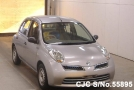 2007 Nissan / March Stock No. 55895