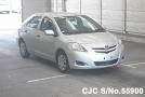 2007 Toyota / Belta Stock No. 55900
