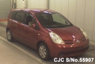 2007 Nissan / Note Stock No. 55907