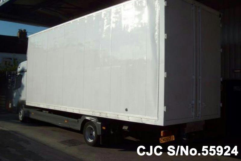 2005 Mercedes Benz / Truck Stock No. 55924