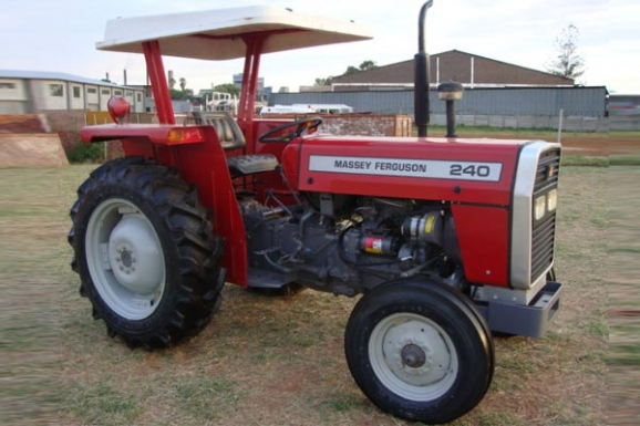 2017 Massey Ferguson / MF-240 Stock No. 56031