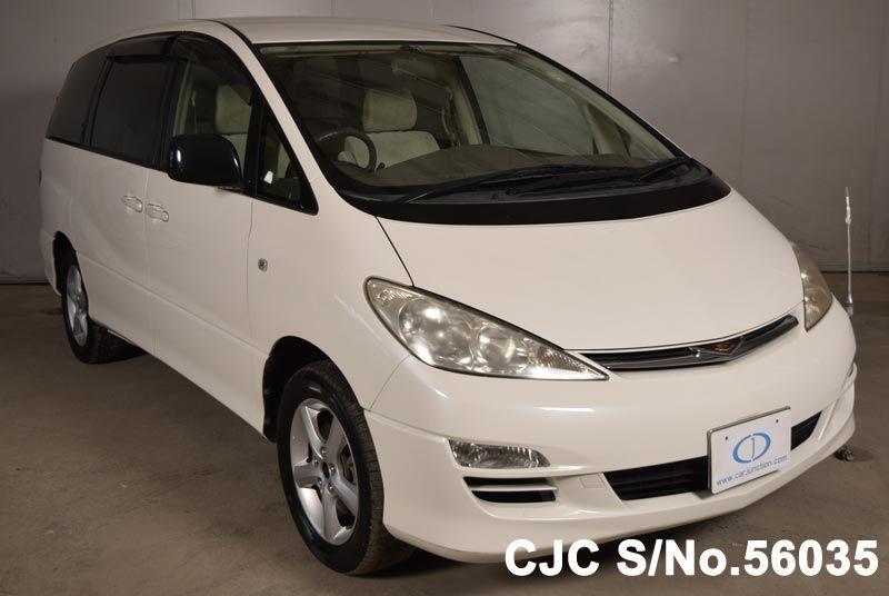 2004 Toyota / Estima Stock No. 56035