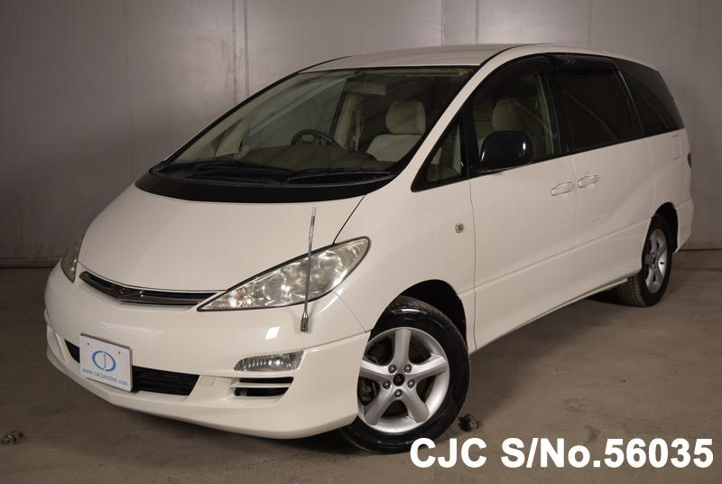 2004 Toyota / Estima Stock No. 56035