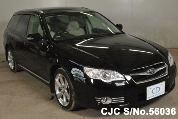 2007 Subaru / Legacy Stock No. 56036