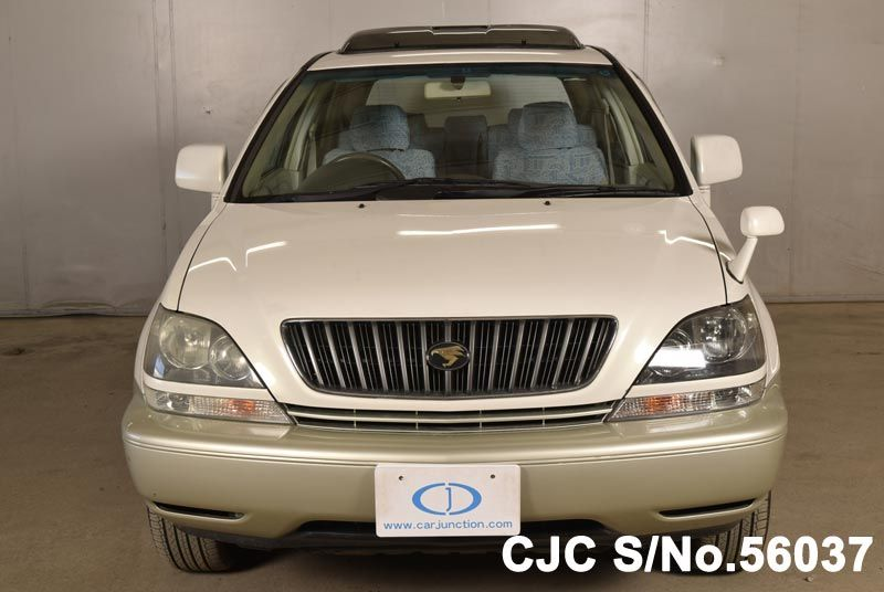 2000 Toyota / Harrier Stock No. 56037
