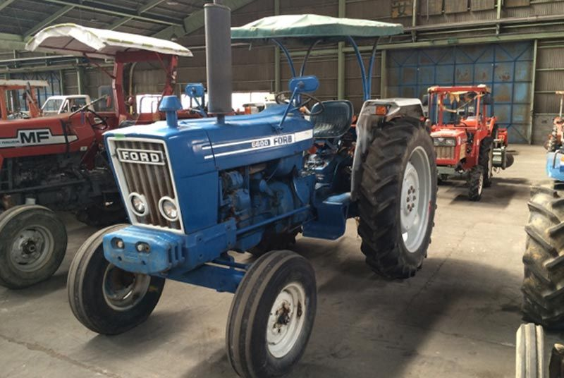 Used Ford 6600 Tractors For Sale Cjc 56100 Car