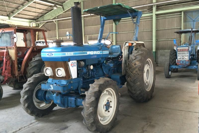 Used Cars For Sale Under 5000 >> Used Ford 6610 Tractors for sale | CJC- 56101 | Car ...