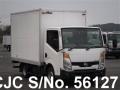 2007 Nissan / Atlas Stock No. 56127