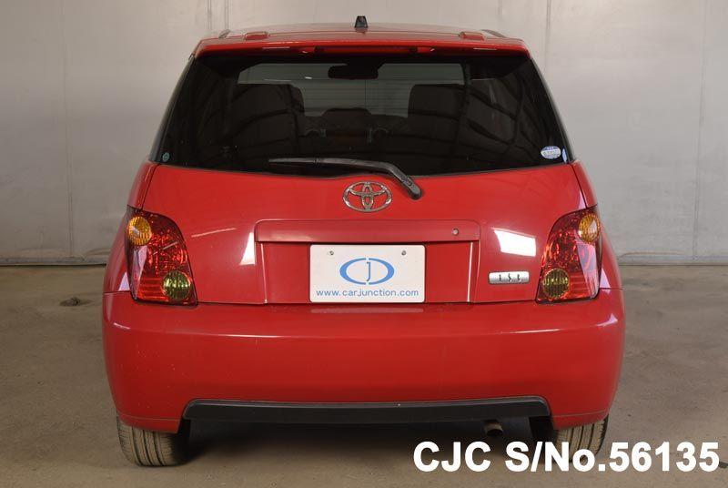 2002 Toyota / IST Stock No. 56135