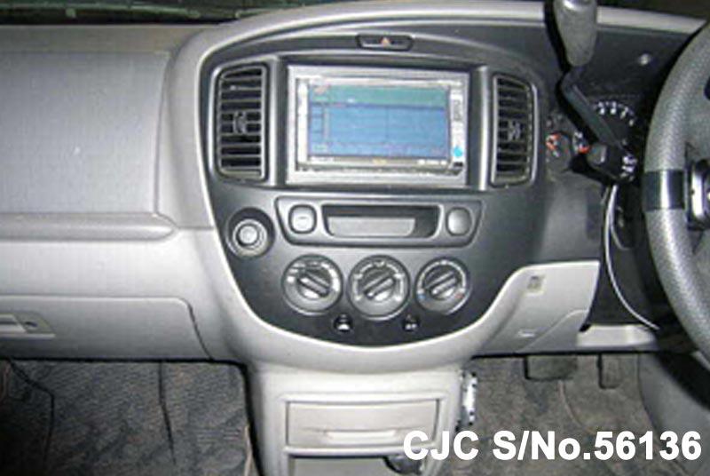 2002 Mazda / Tribute Stock No. 56136