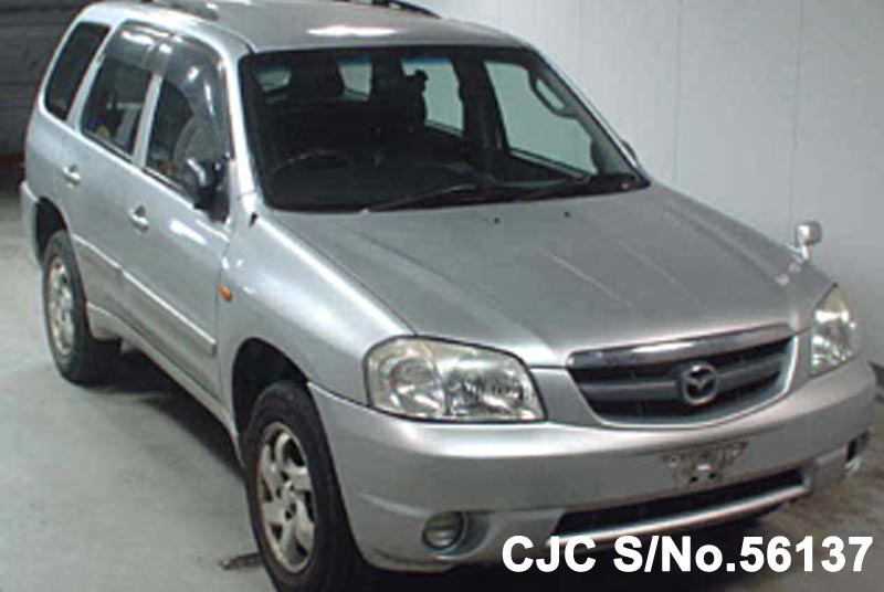 2002 Mazda / Tribute Stock No. 56137