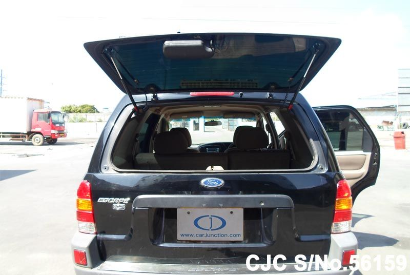 2002 Ford / Escape Stock No. 56159