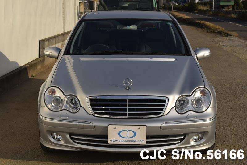 2007 Mercedes Benz / C Class Stock No. 56166
