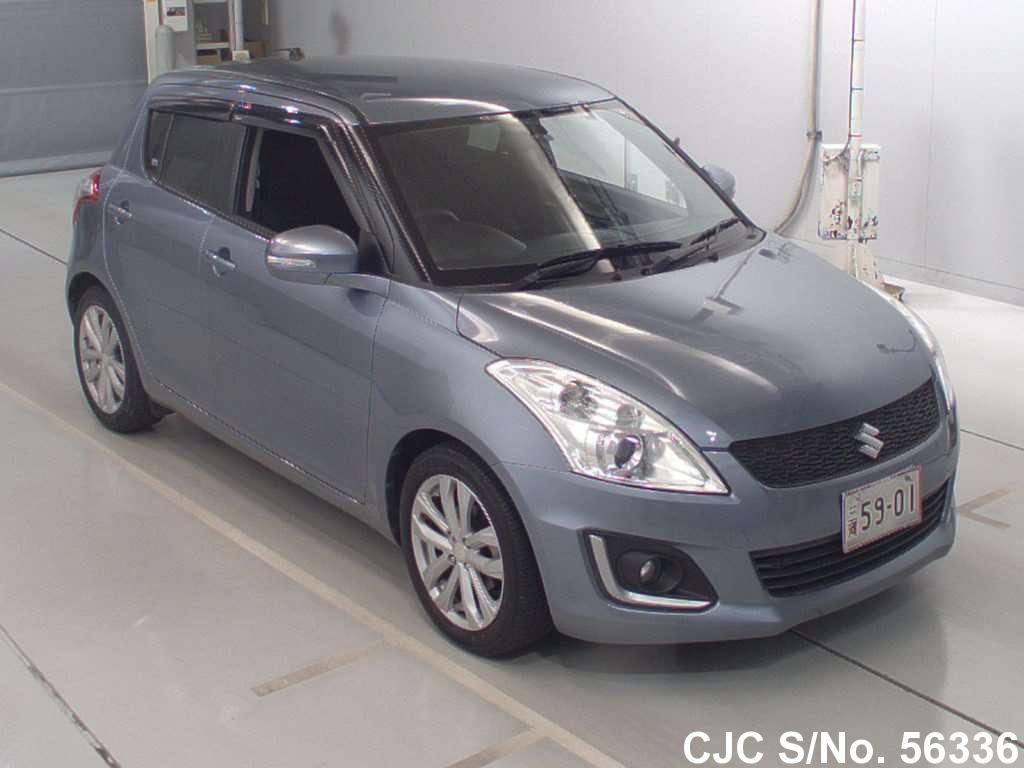 2013 Suzuki / Swift ZC72S