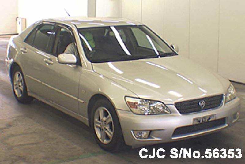 2002 Toyota / Altezza Stock No. 56353
