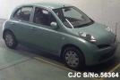 2007 Nissan / March Stock No. 56364