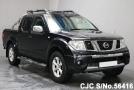 2007 Nissan / Navara Stock No. 56416