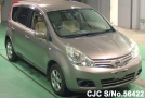 2008 Nissan / Note Stock No. 56422