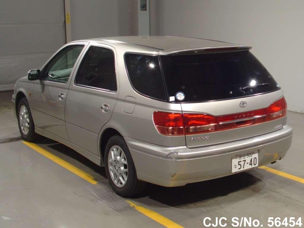 2000 Toyota / Vista Ardeo Stock No. 56454