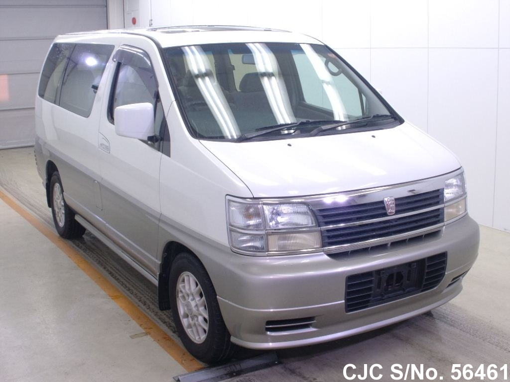1998 Nissan / Elgrand Stock No. 56461