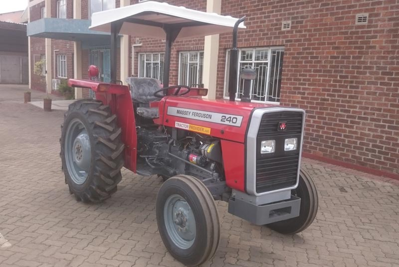 Mf 240 Tractor Grill : Brand new massey ferguson mf tractors for sale cjc