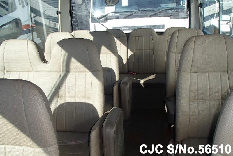 2001 Toyota / Coaster Stock No. 56510