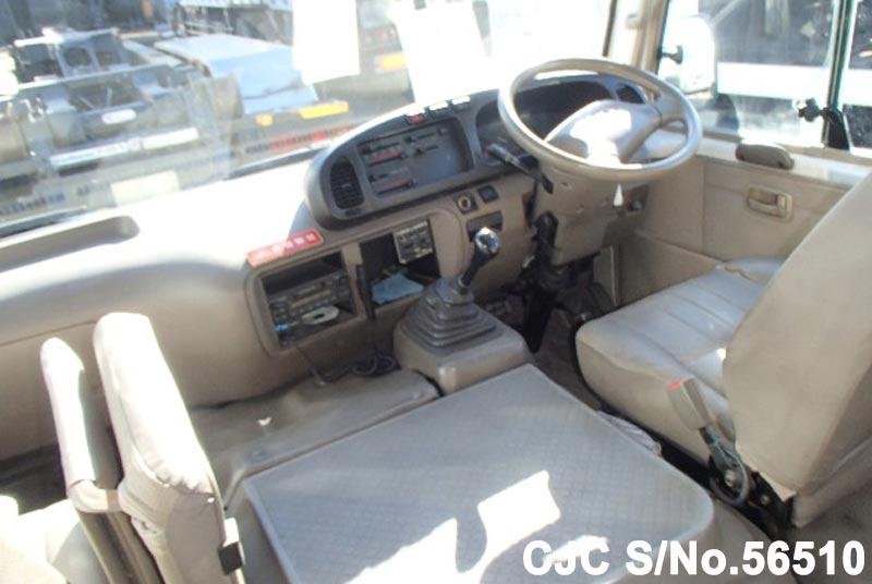 2001 Toyota / Coaster Stock No. 56510