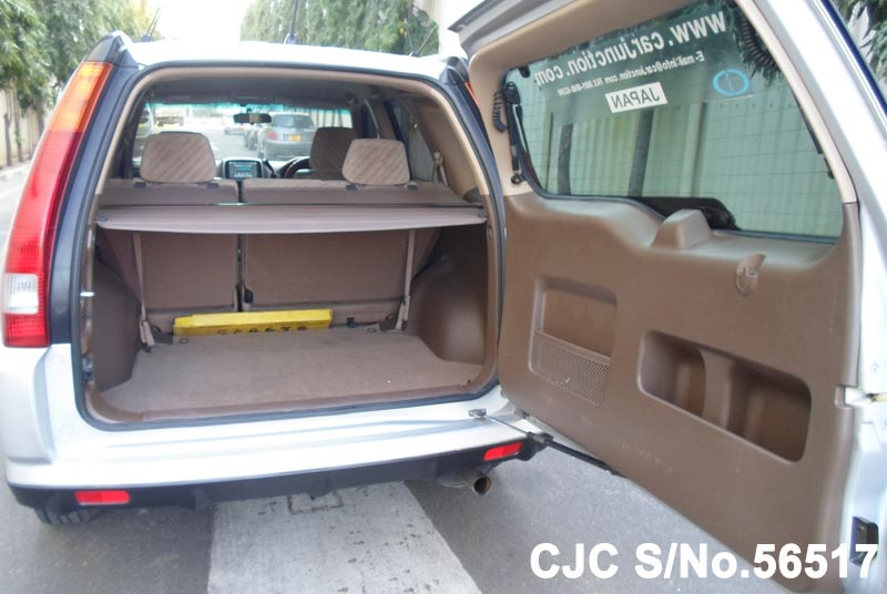2002 Honda / CRV Stock No. 56517