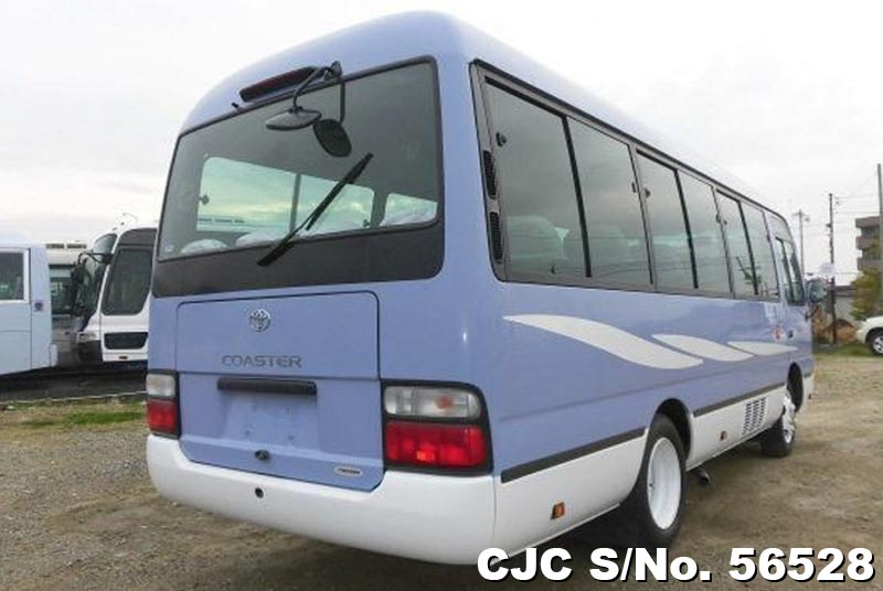 2009 Toyota / Coaster Stock No. 56528