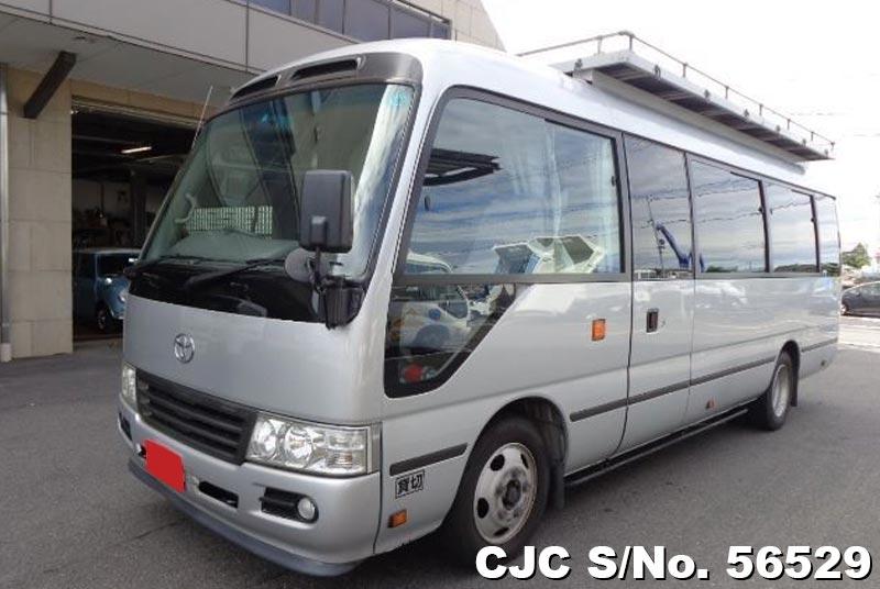 2008 Toyota / Coaster Stock No. 56529