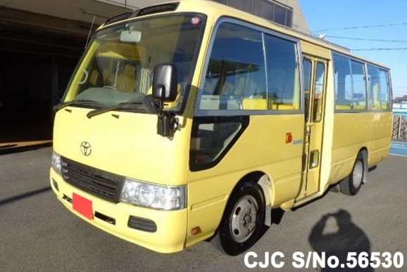 2008 Toyota / Coaster Stock No. 56530