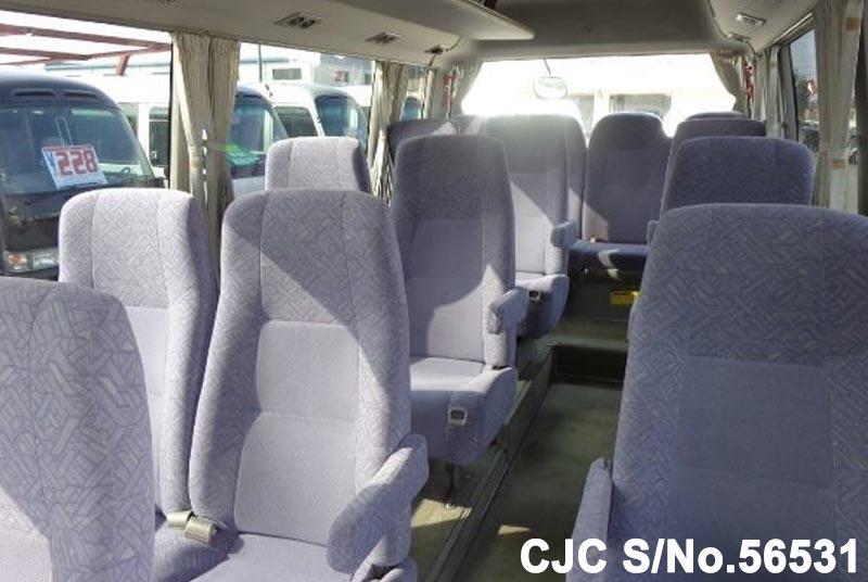 2010 Toyota / Coaster Stock No. 56531
