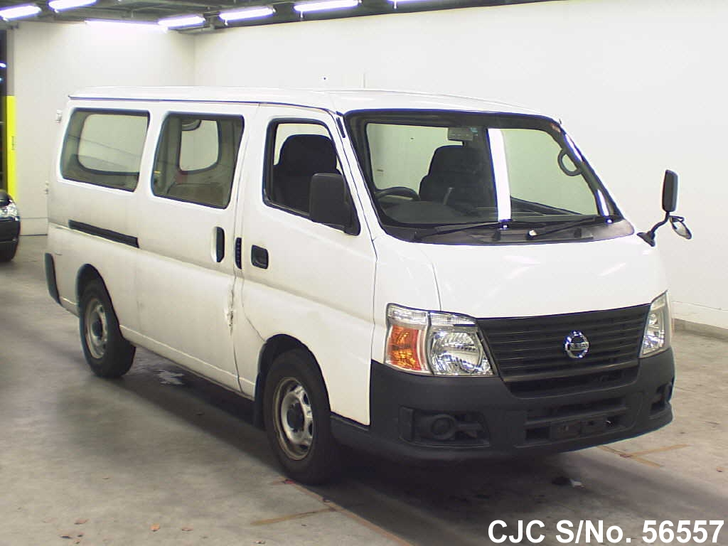 2007 Nissan / Caravan CQGE25