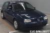 2003 Volkswagen / Golf 1JAZJ