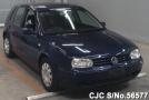 2003 Volkswagen / Golf Stock No. 56577