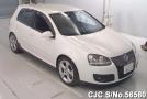 2006 Volkswagen / Golf Stock No. 56580