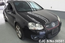 2005 Volkswagen / Golf Stock No. 56581