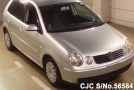2002 Volkswagen / Polo Stock No. 56584