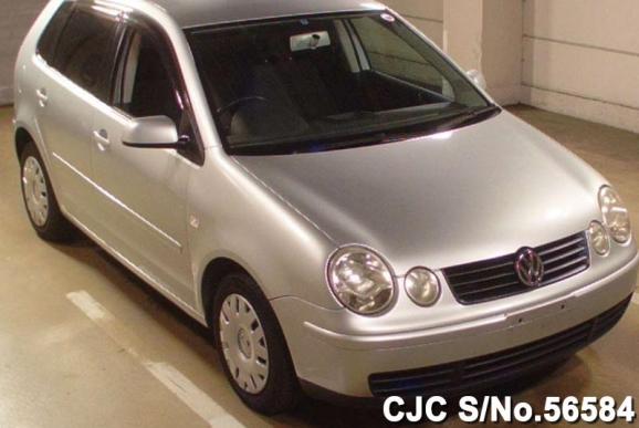 2002 Volkswagen / Polo Stock No. 56584