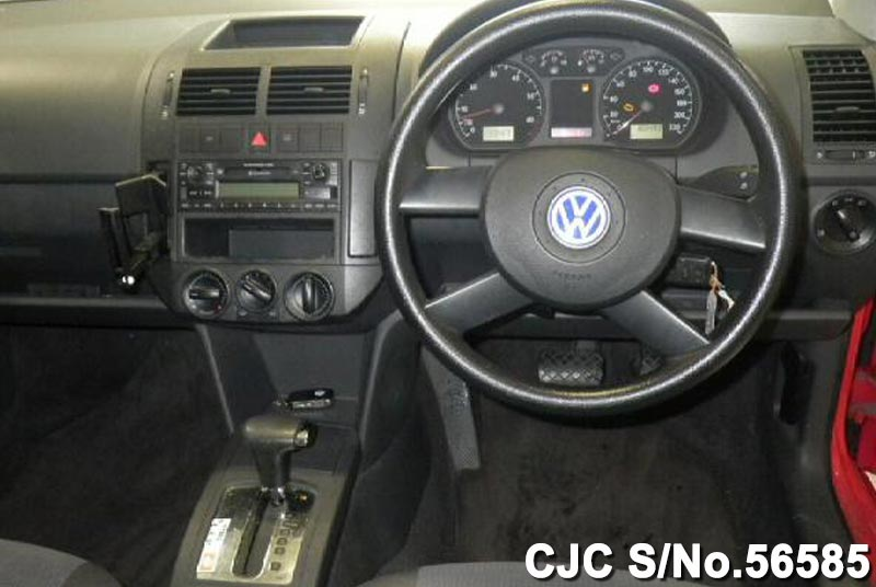 2002 Volkswagen / Polo Stock No. 56585