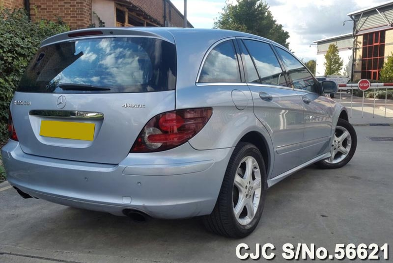 2006 Mercedes Benz / R Class Stock No. 56621