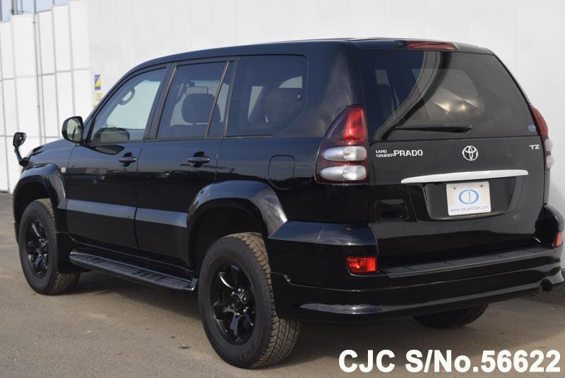 2003 Toyota / Land Cruiser Prado Stock No. 56622