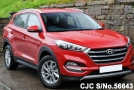 2016 Hyundai / Tucson Stock No. 56643