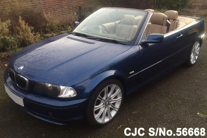2001 BMW / 3 Series Stock No. 56668